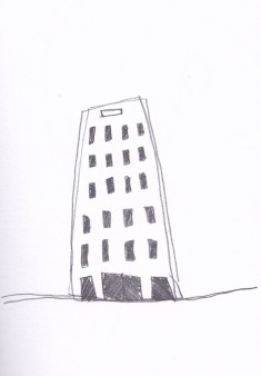 drawing_city building